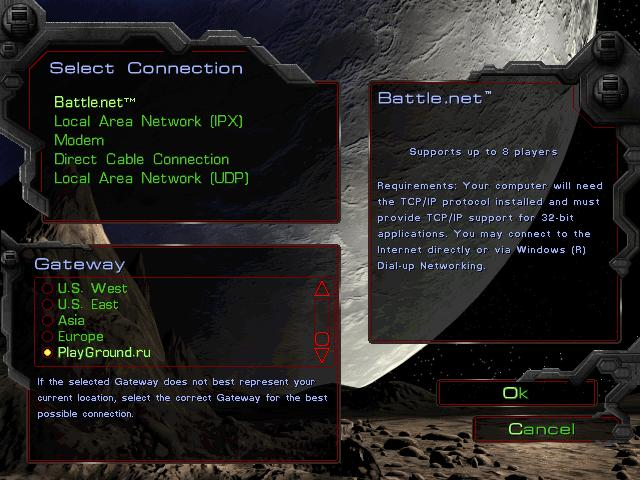 Скачать сервер starcraft net